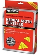 Herbal Clothes Moths Repellent Sachets x 10