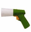 Mega Sonic Scatter Cat - Outdoor Pest Repeller Pistol